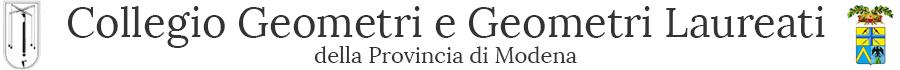 Collegio dei Geometri della Provincia di Modena