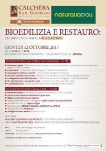 Locandina 12 ottobre
